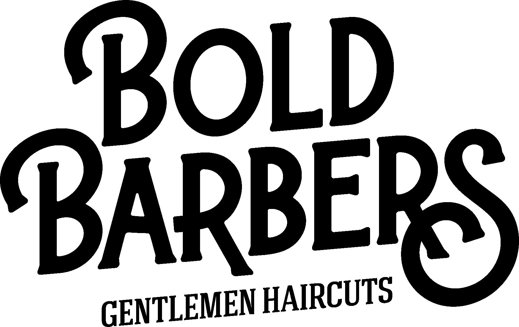 Bold Barbers Logo Kapsalon Veghel